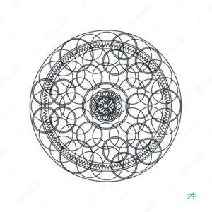 easu circle mandala