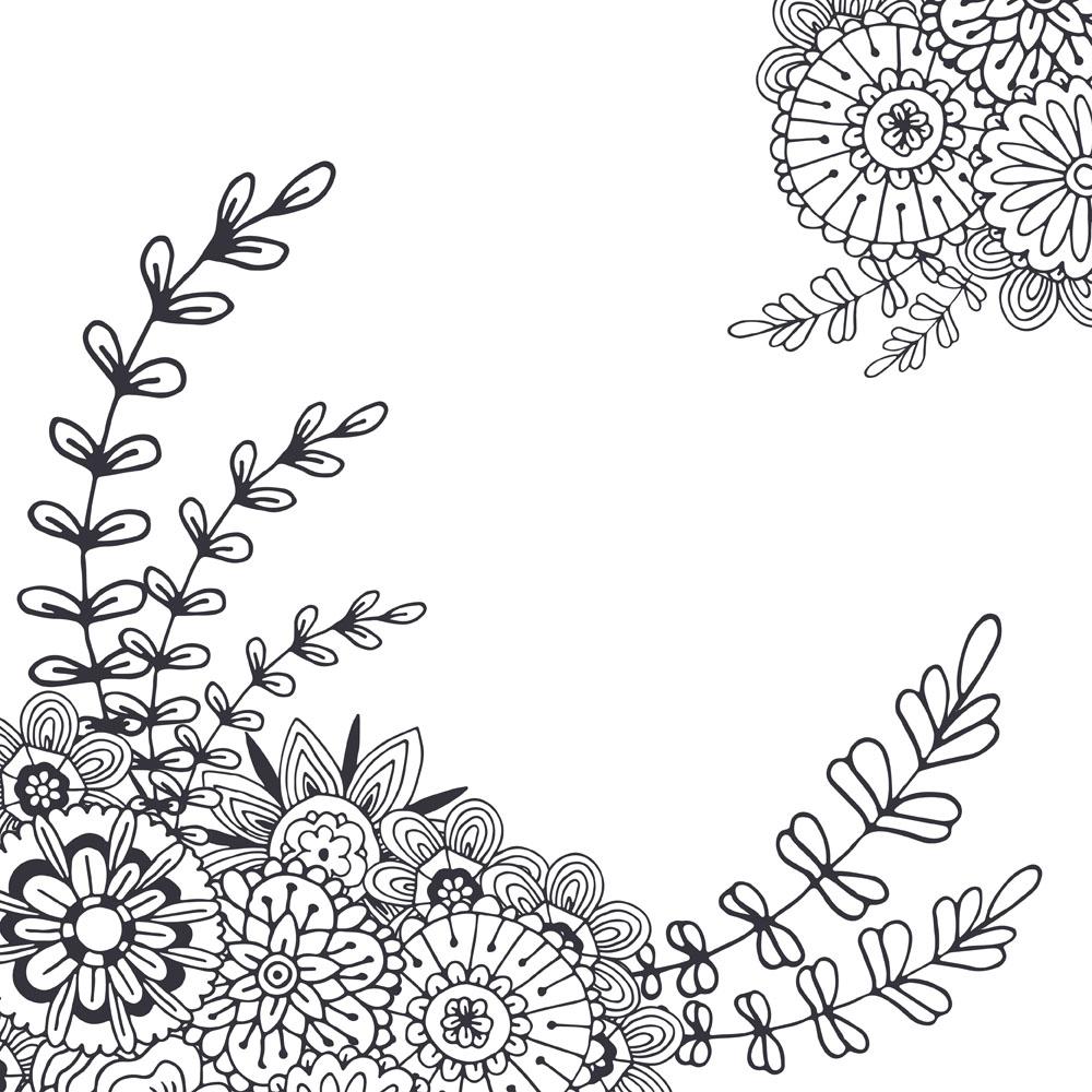 mandalas flowers